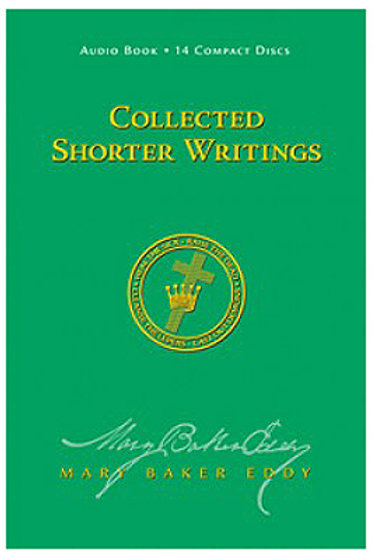 Collected Shorter Writings - CD