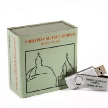 Hymnal 430-603 Recordings USB Flash Drive