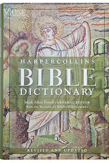 Harper Collins Bible Dictionary