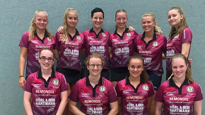 Tischtennis-Regionalliga: Damen kehren ohne Punktgewinn zurück nach Schwabhausen