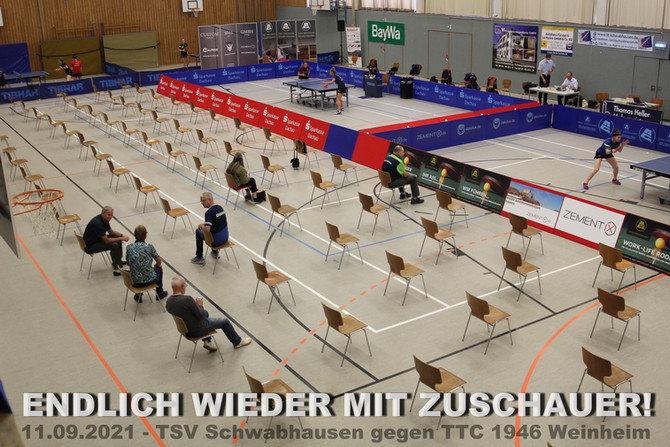 1. Damen gewinnen den Auftakt knapp gegen Aufsteiger Weinheim; 2. Damen siegen ebenfalls