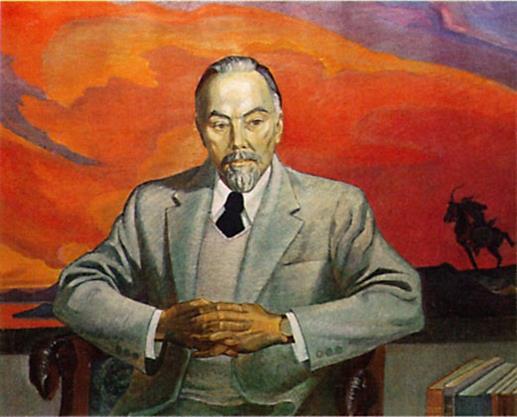 Юрий Рерих.
