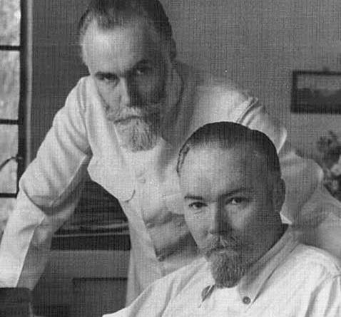 Святослав и Юрий в Москве