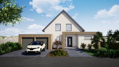 Construction d'une maison individuelle à Traenheim