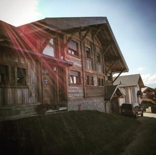 Construction d'une villa à Archamps (74)