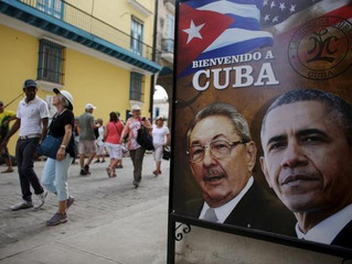 Cuba is back in the fray
