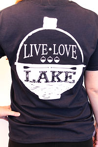 Live Love Lake Shirt