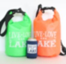Live Love Lake Co. Dry Bag