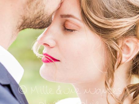 Vanny & Tristan : un mariage placé sous le signe du romantisme
