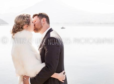 Aurélie & Anthony : Récit d'une romance d'hiver