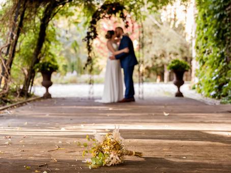 Marine & Adrien: Un mariage d'automne aux mille nuances