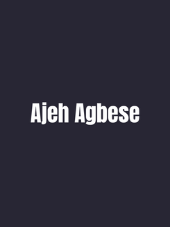 Ajeh Agbese