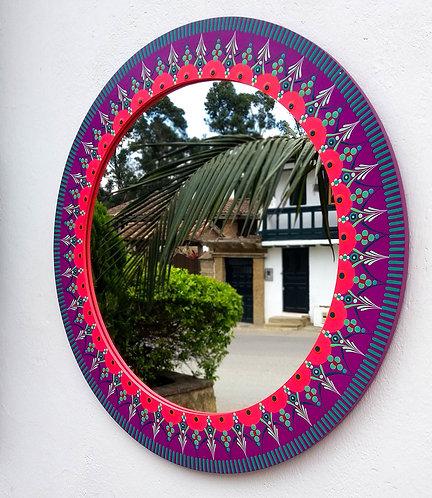 Lilaescarlata - Espejo 65cm