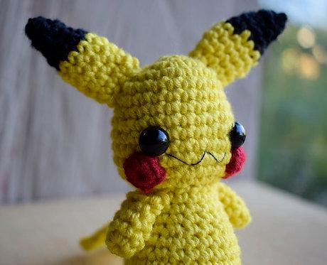 Seres de Lana + Pikachu