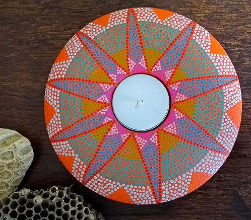 Tuttotumo - Velas disco puntillismo