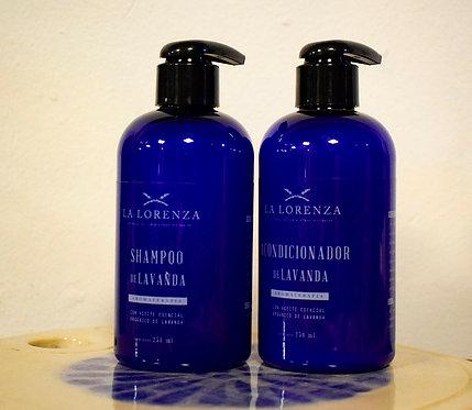 Shampoo & Acondicionador