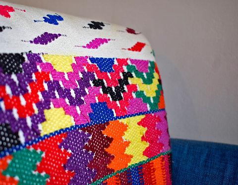 Ruta Textil - Silla Arcoiris Guatemala
