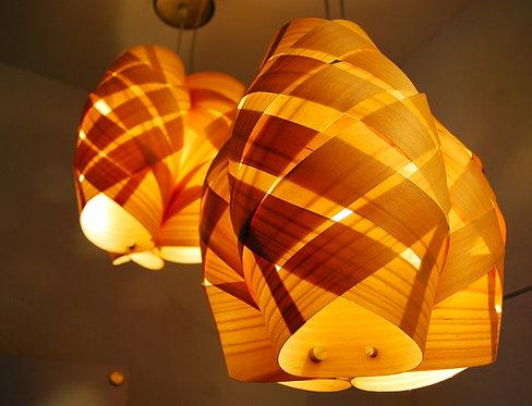 La Bellota Estudio - Lámpara Capullo