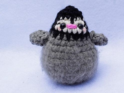 Seres de Lana + Pingüino lanudo