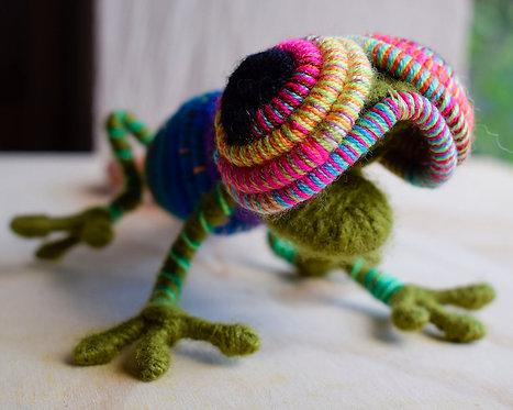 Geoman Textil + Salamandra