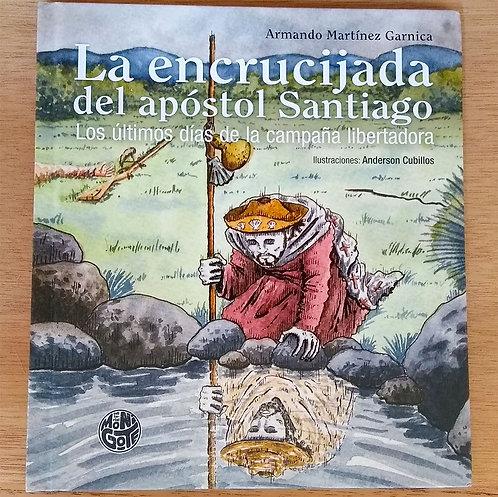 Editorial Monigote + La Encrucijada del Apóstol Santiago