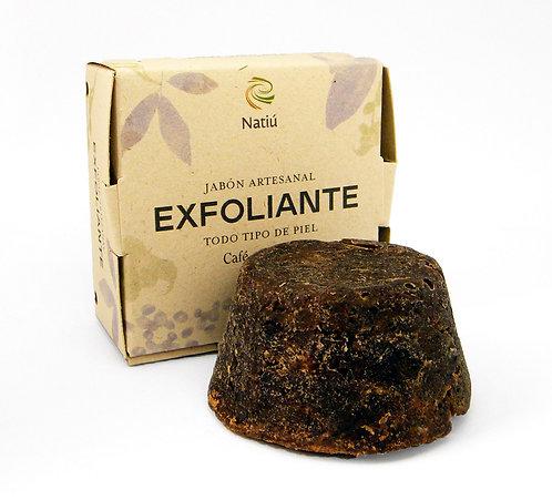 Natiu -Jabón Exfoliante
