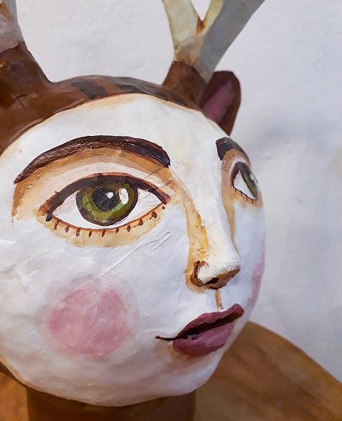 Diana Buitrago + Cabeza de Venado