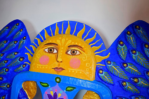 Diana Buitrago + Silla Cielo