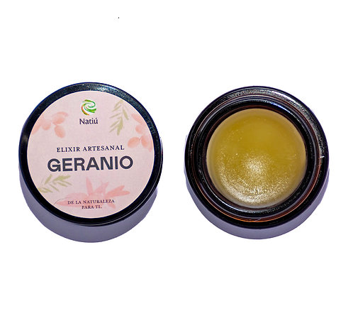Natiu - Elixir de Geranio para labios
