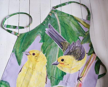 Aledesign + Delantales aves