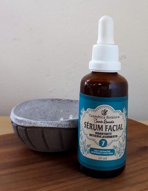 Santo Remedio - Serum hidratante antienvejecimiento