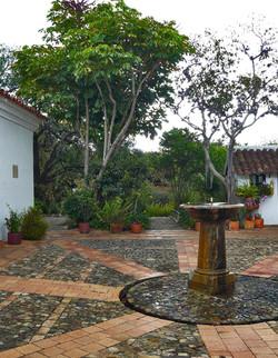 Patio Casa Ricaurte