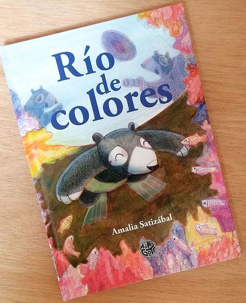 Editorial Monigote + Río de Colores