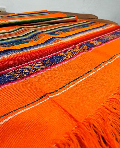 Ruta Textil - Caminos de mesa ecuador