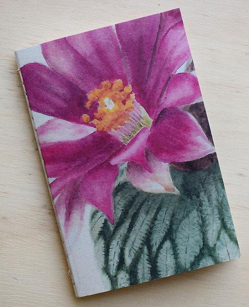 Lisa Anzellini + Libretas 1/4 flores exóticas