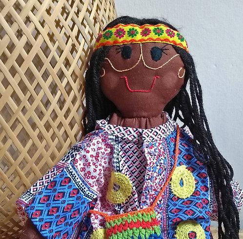 ConDedal + Princesa Wayuu