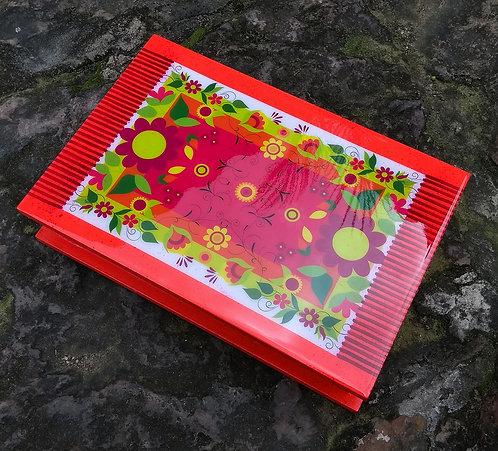 Lilaescarlata - Caja para el té