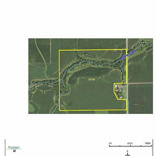 137 Acres in Benton County! ZONE 7.