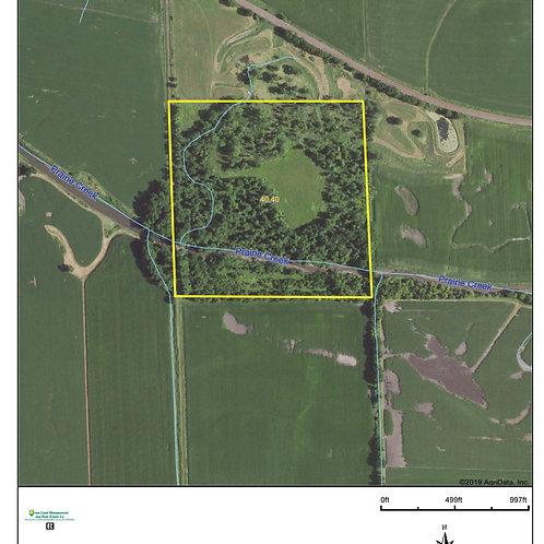 40 Acres in Benton County! ZONE 7.