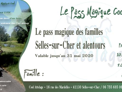 Pass Magique Cool