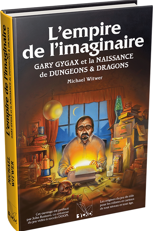 L'EMPIRE DE L'IMAGINAIRE (VERSION RIGIDE)