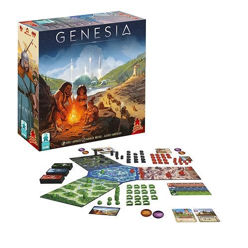 GENESIA – Jeu de Plateau