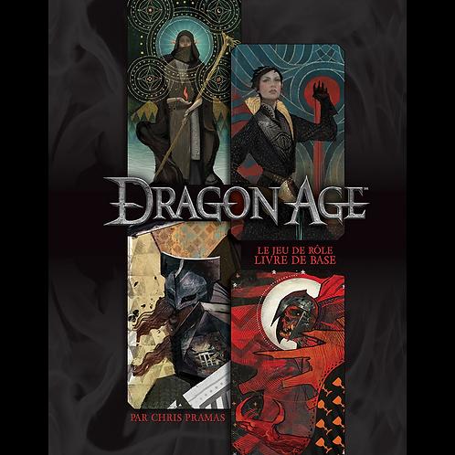 DRAGON AGE : LIVRE DE BASE