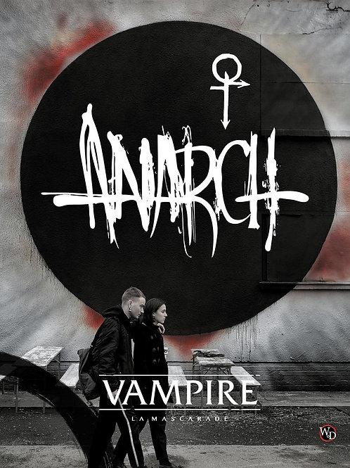 VAMPIRE LA MASCARADE V5 : ANARCH