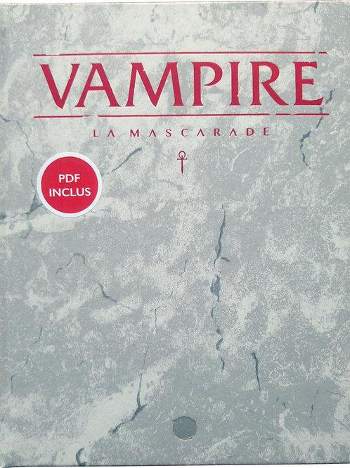 VAMPIRE LA MASCARADE V5 : DELUXE