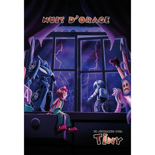 TINY - Nuit d'orage