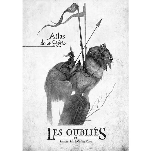 LES OUBLIÉS : L'ATLAS DE LA TERRA