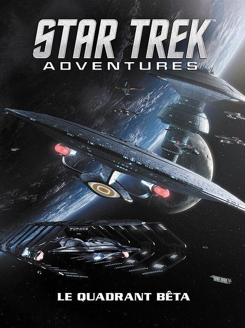 STAR TREK ADVENTURES : QUADRANT BETA