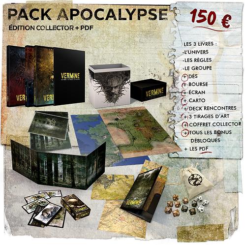 VERMINE 2047 : Pack Apocalypse