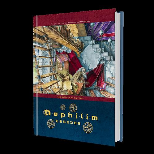 NEPHILIM : LES VEILLEURS DU LION VERT+ECRAN